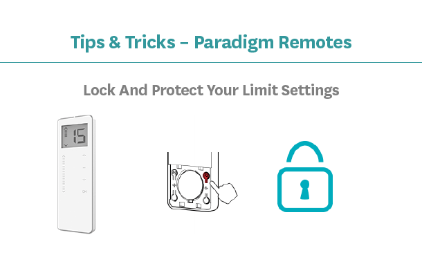 Tips & Tricks - Paradigm Remote