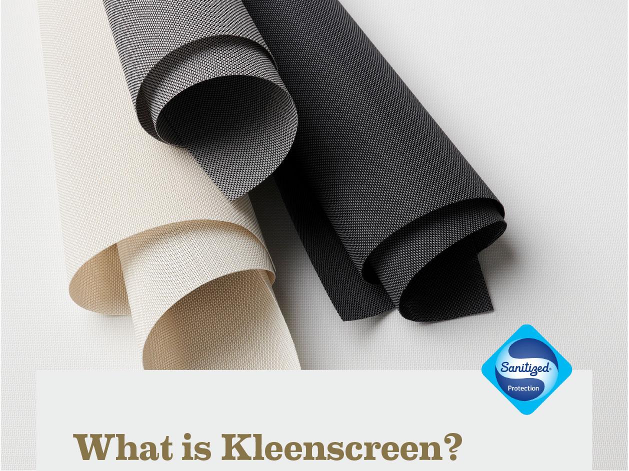 What is Kleenscreen?