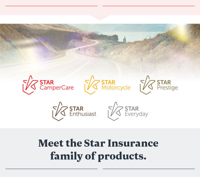 Meet the Star Insurance family of products.