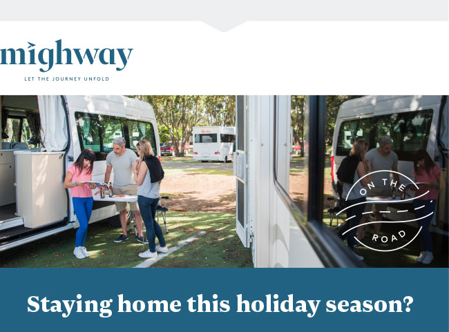 Staying home this holiday season?